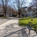 Soutěž na památník v parku Čs. letců - přihlášky lze poslat do 21.dubna